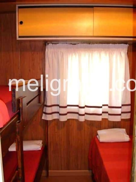Dormitorio bungalow para 6 personas.