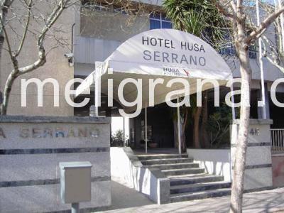 HotelHusa Serrano
