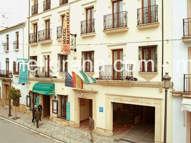 HotelMaestranza