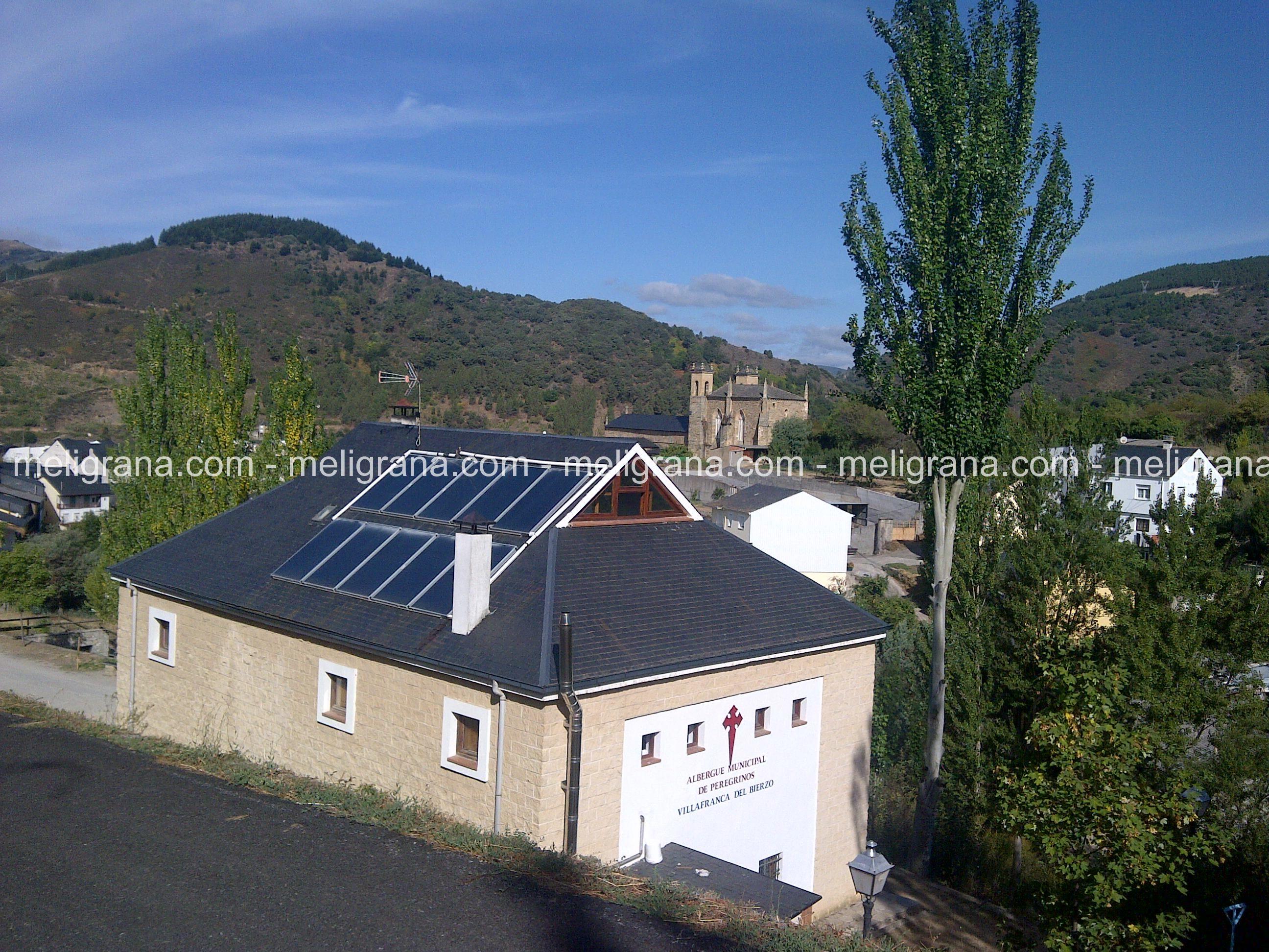 AlbergueMunicipal de Villafranca del Bierzo