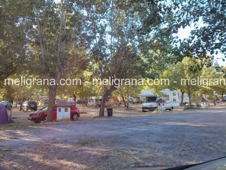 cabanas camping salamanca: