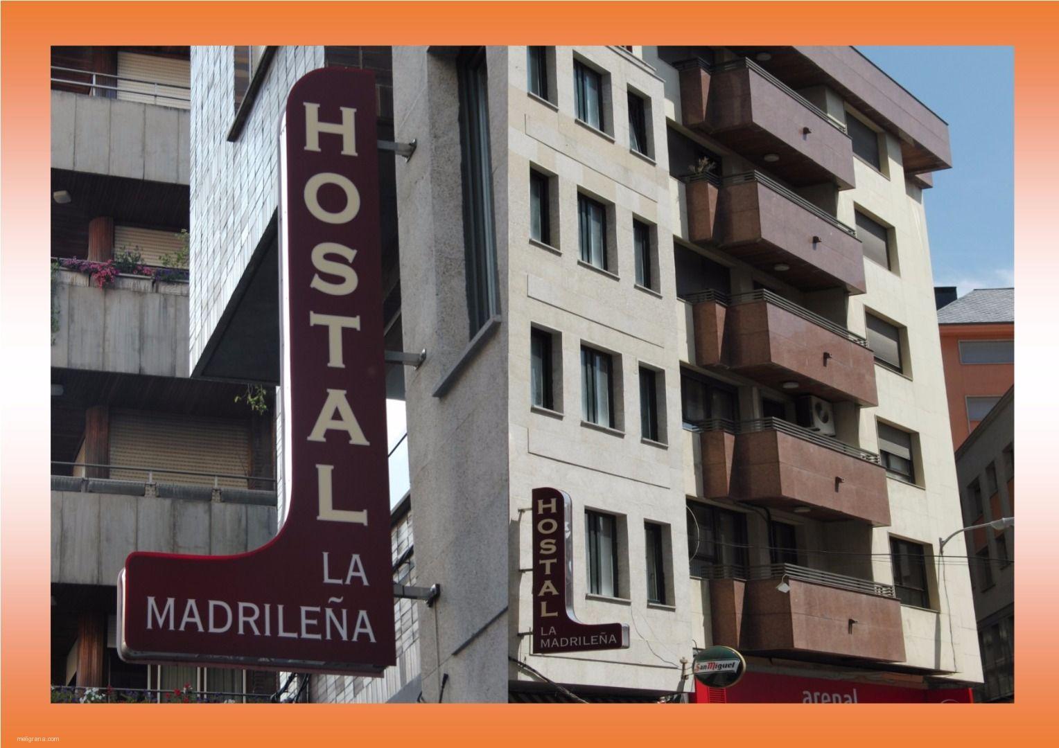 HostalLa Madrileña