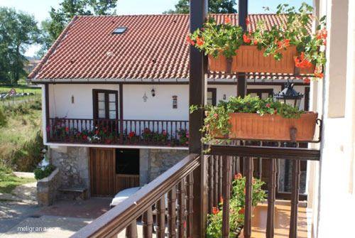 Vistas, Hotel Rural Las Solanas de Escalante