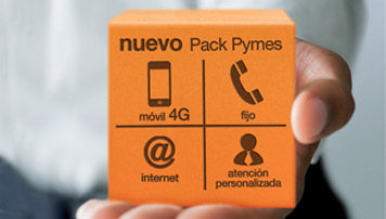 Pack Pymes de Orange