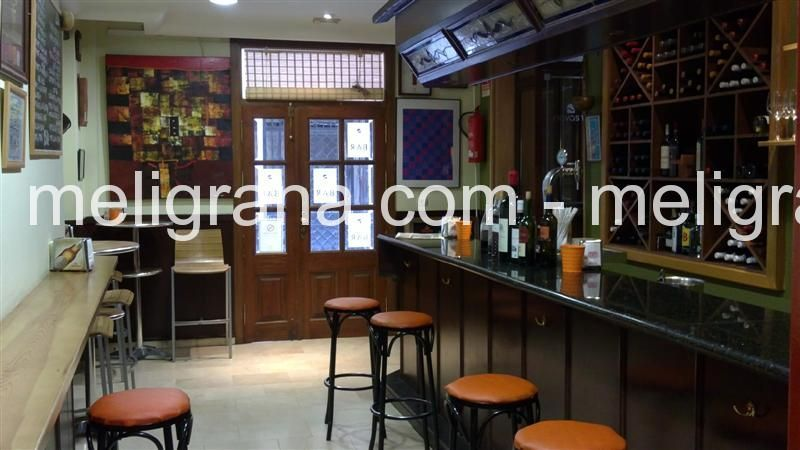 Bar de tapas  / cafetería