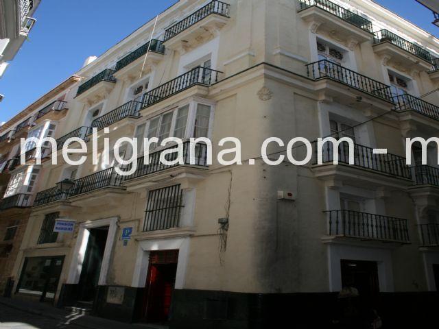 Hostal Marqués en Cádiz